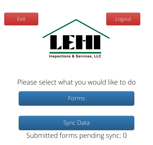 LEHI Inspection App